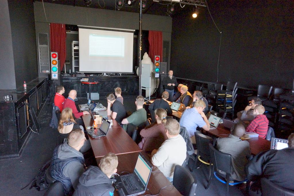 Arduino workshop på Platform4